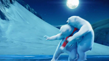 Coca-Cola TV Spot, 'Polar Bear Football' - Thumbnail 4