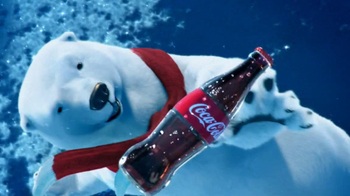 Coca-Cola TV Spot, \'Polar Bear Football\'