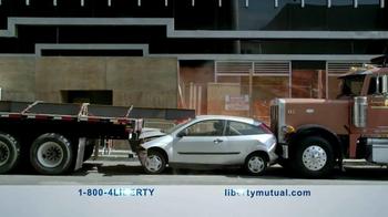 Liberty Mutual TV Spot, 'Humans: Chainsaw' - Thumbnail 4