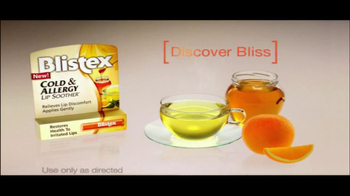 Blistex Cold & Allergy Lip Soother TV Spot  - Thumbnail 8