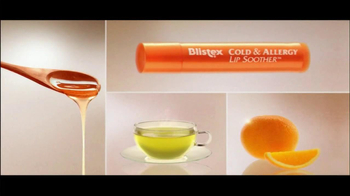 Blistex Cold & Allergy Lip Soother TV Spot  - Thumbnail 5