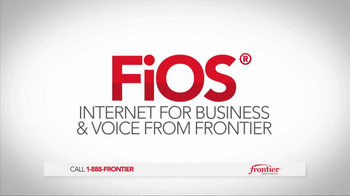 Frontier Internet for Business and Voice TV Spot, 'Small-Business Success' - Thumbnail 2