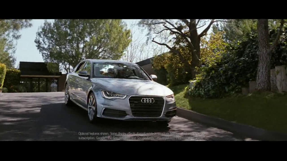 Audi A6 Tv Commercial My Dad Is An Alien Ispot Tv