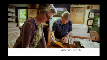 Vistaprint TV Spot for Maps of Antiquity - Thumbnail 1