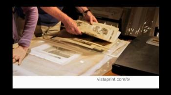 Vistaprint TV Spot for Maps of Antiquity - Thumbnail 2