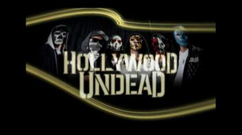Hollywood Undead 'Notes from the Underground' TV Spot