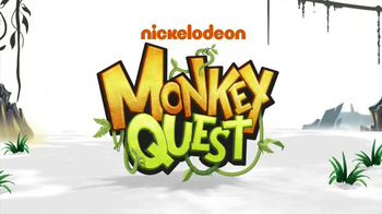 Nickelodeon Monkey Quest TV Spot, 'Totally Turtle' - Thumbnail 1