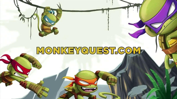Nickelodeon Monkey Quest TV Spot, 'Totally Turtle' - Thumbnail 10