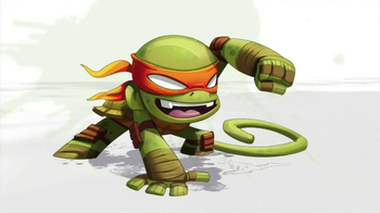 Nickelodeon Monkey Quest TV Spot, 'Totally Turtle' - Thumbnail 3