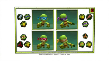 Nickelodeon Monkey Quest TV Spot, 'Totally Turtle' - Thumbnail 8