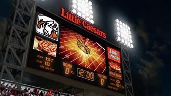 Little Caesars Pizza TV Spot, 'The Big Game' - Thumbnail 1