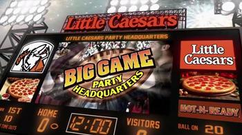 Little Caesars Pizza TV Spot, 'The Big Game' - Thumbnail 9