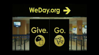 We Day TV Spot, 'Be the Change' - Thumbnail 9