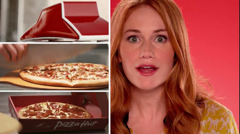 Pizza Hut $10 Any Pizza TV Spot, 'Make It Great' - Thumbnail 7
