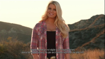 Weight Watchers TV Spot, 'Big Announcement' Featuring Jessica Simpson