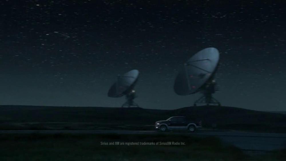 2013 Ram 1500 TV Commercial, 'Earth Split' Featuring Sam Elliott