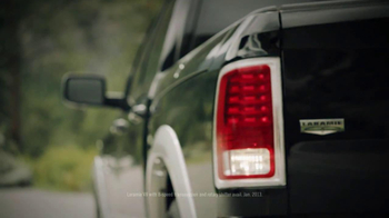 2013 Ram 1500 TV Spot, 'Earth Split' Featuring Sam Elliott - Thumbnail 6