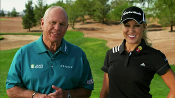 Winn Golf TV Spot Feat. Butch Harmon, Natalie Gulbis