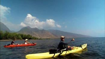 The Hawaiian Islands TV Spot 'Kayaking' - 18 commercial airings
