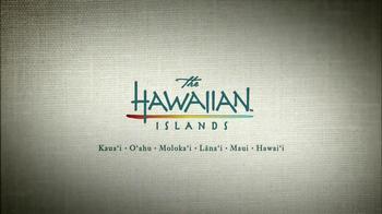 The Hawaiian Islands TV Spot 'Kayaking' - Thumbnail 1