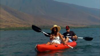 The Hawaiian Islands TV Spot 'Kayaking' - Thumbnail 9