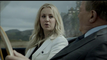 Priceline.com TV Spot, 'The Daughter' Feat. William Shatner, Kaley Cuoco - Thumbnail 5