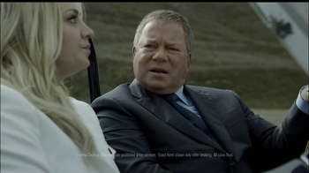 Priceline.com TV Spot, 'The Daughter' Feat. William Shatner, Kaley Cuoco - Thumbnail 8