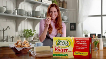 Smart Balance Blended Butter Sticks TV Spot