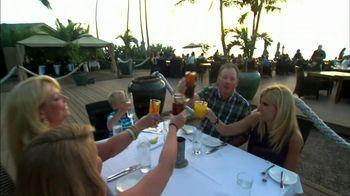 The Hawaiian Islands TV Spot 'Dining'
