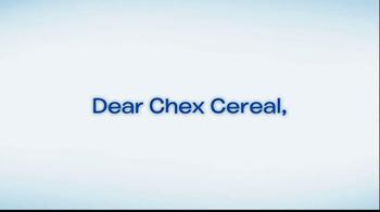 Chex TV Spot, 'Fan Letter: The Harris Family' - Thumbnail 2