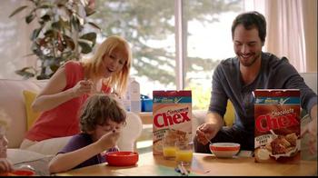 Chex TV Spot, 'Fan Letter: The Harris Family' - Thumbnail 4