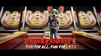 Chuck E. Cheese's Value Deals TV Spot, 'For You'  - Thumbnail 10