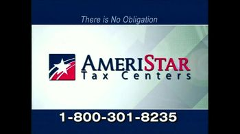 AmeriStar TV Spot, 'Tax Protection'
