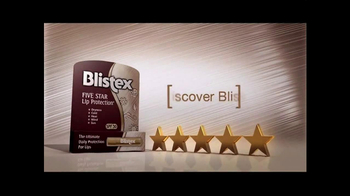 Blistex Five Star Lip Protection TV Spot  - Thumbnail 9