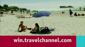 Travel Channel TV Spot, Win a Trip to Cape Town, South Africa' - 83 commercial airings