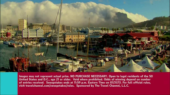 Travel Channel TV Spot, Win a Trip to Cape Town, South Africa' - Thumbnail 8