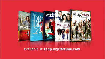Lifetime Series DVD TV Spot
