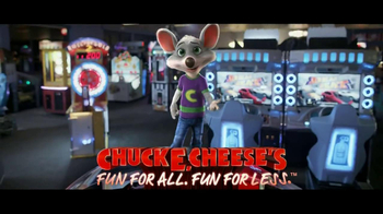 Chuck E. Cheese's Value Deals TV Spot  - Thumbnail 9