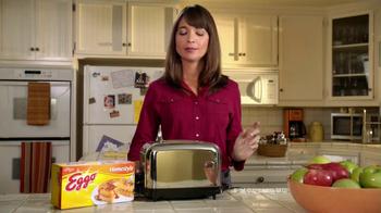 Kellogg's Eggo Homestyle Waffles TV Spot - Thumbnail 2
