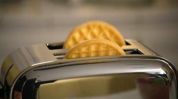 Kellogg's Eggo Homestyle Waffles TV Spot - Thumbnail 3