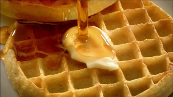Kellogg's Eggo Homestyle Waffles TV Spot