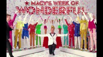 Macy's Week of Wonderful TV Spot Featuring Clinton Kelly - 594 commercial airings