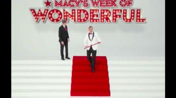Macy's Week of Wonderful TV Spot Featuring Clinton Kelly - Thumbnail 4