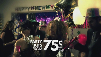 Party City TV Spot, 'New Year's Party '