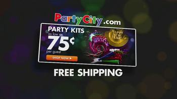 Party City TV Spot, 'New Year's Party ' - Thumbnail 8
