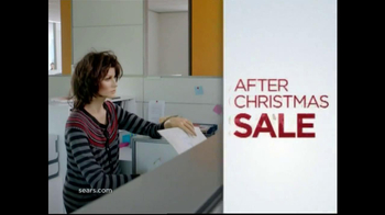 Sears After Christmas Sale TV Spot 'Mannequin Mary'