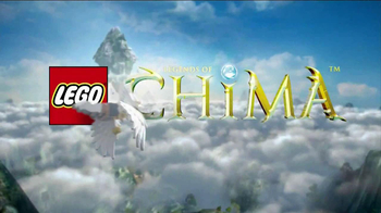 LEGO 'Legends of Chima TV Spot, 'Magical Kindom'