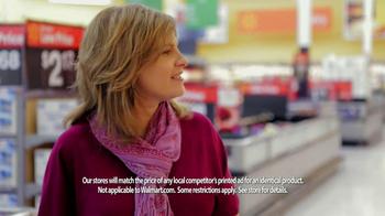 Walmart Low Price Gurantee TV Spot, 'Lainie' - Thumbnail 3