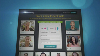 eHarmony TV Spot, 'Who's Waiting for You' Song Natalie Cole
