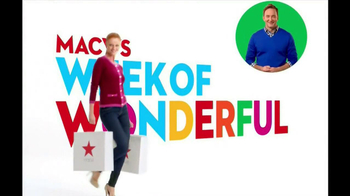 Macy's Week of Wonderful TV Spot, 'Savings Card' Featuring Clinton Kelly  - Thumbnail 2